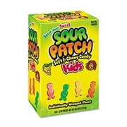 Wrapped Sour Patch Kids, 240-Piece Box