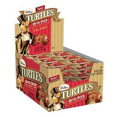 DeMet's Turtles Original Bite Size, 60 Pieces/Box