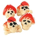 Pirate Gummy Candies, 38 Pieces/Bag
