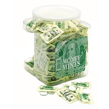 Money Mints 2-Piece Packs, 240-Count Jar