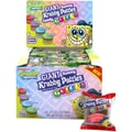 SpongeBob Giant Gummy Krabby Patty Color Packs: 36 Count Box