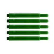 Monteverde® International Size Cartridge For Lamy Fountain Pens, 5/Pack, Green