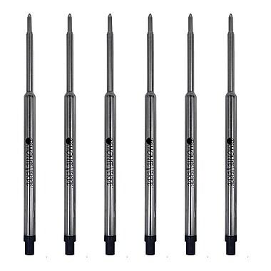 Monteverde® 6/Pack Medium Ballpoint Refills For Waterman Ballpoint Pens