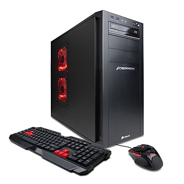 CyberpowerPC  GUA460 Desktop PC