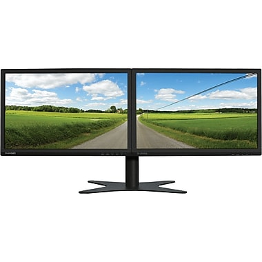 DoubleSight™ DISPLAYS DS-2200WA-C 21 1/2in. LED LCD Monitor with Webcam