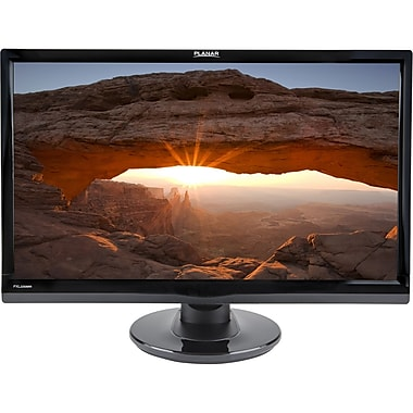 PLANAR™ PXL2250MW 22in. LED LCD Widescreen Monitor