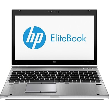 HP EliteBook 8570p - 15.6in. - Core i5 3340M - Windows 7 Pro 64-bit / 8 Pro downgrade - 4 GB RAM - 500 GB HDD