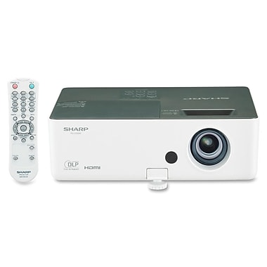 Sharp® PG-LX2000 3D Ready DLP Projector, XGA