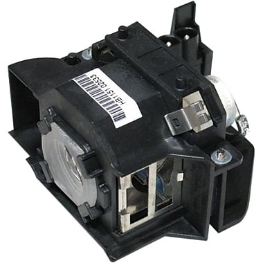 eReplacements ELPLP34-ER Replacement Lamp For Epson EMP-62, EMP-62C Projector, 200 W