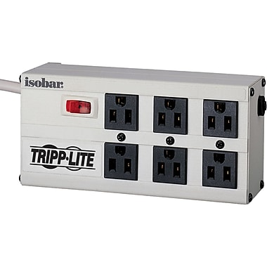 Tripp Lite 6-Outlet 3330 Joule Surge Suppressor