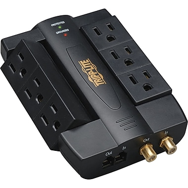 Tripp Lite 6-Outlet 1200 Joule Surge Suppressor