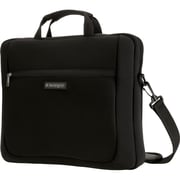 "Kensington® Simply Portable SP15 Neoprene Sleeve For 15.4"" Notebook/Laptops, Black"