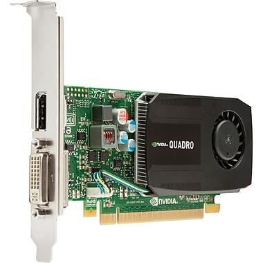 HP® NVIDIA Quadro K600 Plug-in Card 1GB DDR3 SDRAM Graphic Card