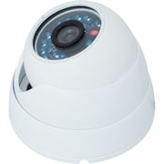 Avue AV665SCW28 Wired IR Dome Camera with Day/Night, White
