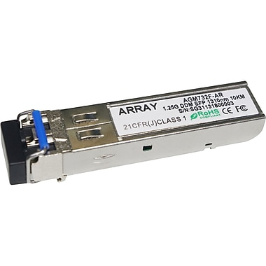 Array NETGEAR 1000BLX 10KM SMF 1310NM GBIC SFP Transceiver