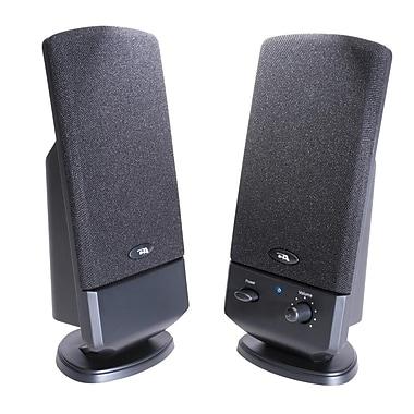 Cyber Acoustics CA-2002 Black Computer Speaker System