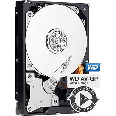 WD® AV-GP 3TB 3 1/2in. Internal Hard Drive
