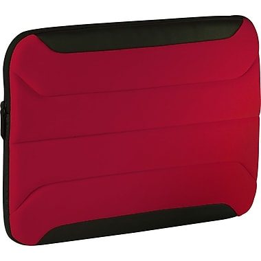 Targus® Zamba Sleeve For 10.2in. Netbook, Red