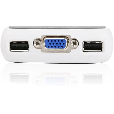 Iogear Miniview Micro USB Plus 2-Port Kvm Switch
