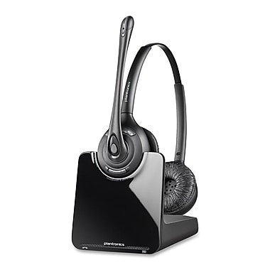 Plantronics® CS520 Oth Binaural Dect 6.0 Headset