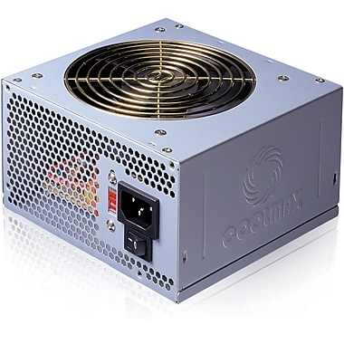 Coolmax® I-500 500 W ATX Power Supply Smart Fan