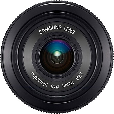 Samsung EX-W16NB/US 16mm f/22 - f/2.4 Ultra Wide Pancake Lens