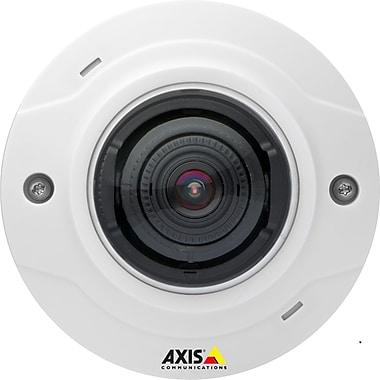 AXIS® M3004-V 720p 1MP Fixed Dome Network Camera