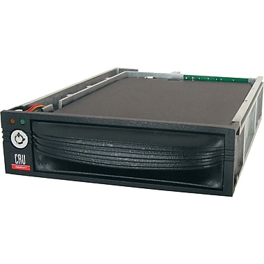 CRU 8442-6502-0500 Frame DP10 6G SAS/SATA Internal Drive Enclosure, Black