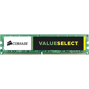 Corsair® 8GB (1 x 8GB) DDR3 (240-Pin DIMM) DDR3 1600 (PC3 12800) Memory Module