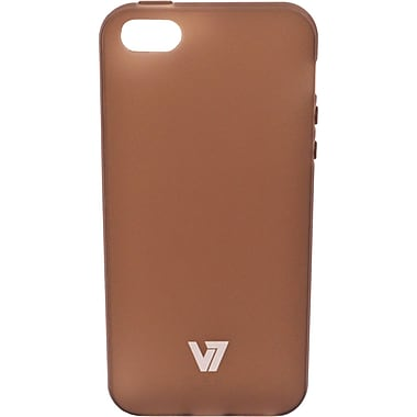 V7® Flexslim Case For Apple iPhone 5, Sand