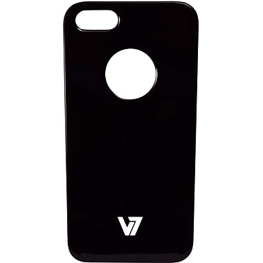 V7® Candy Shield Case For Apple iPhone 5, Black