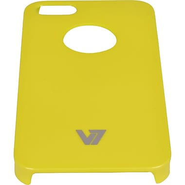 V7® Candy Shield Case For Apple iPhone 5, Yellow