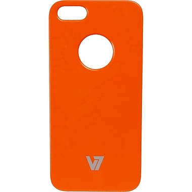 V7® Candy Shield Case For Apple iPhone 5, Orange