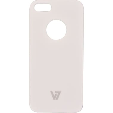 V7® Metro Anti-Slip Case For Apple iPhone 5, White
