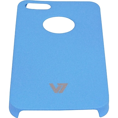 V7® Metro Anti-Slip Case For Apple iPhone 5, Blue