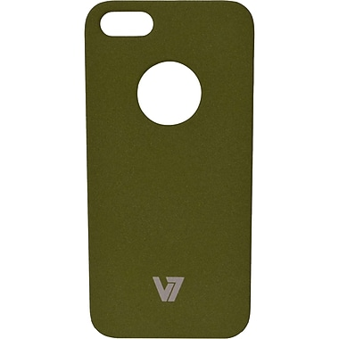 V7® Metro Anti-Slip Case For Apple iPhone 5, Green