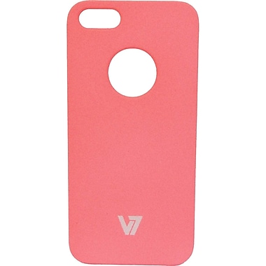 V7® Metro Anti-Slip Case For Apple iPhone 5, Pink