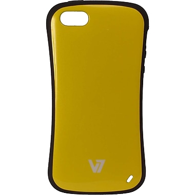 V7® Extreme Guard Case For Apple iPhone 5, Yellow