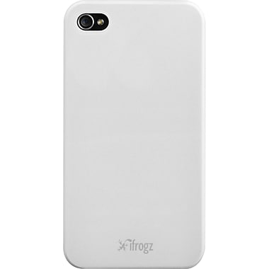 Zagg® ifrogz® Ultra Lean Case For Apple iPhone 4/4s, White