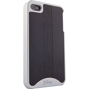 Zagg® ifrogz® Fusion Case For Apple iPhone 4/4S, Black/Silver