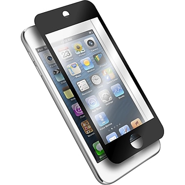 Zagg® ifrogz® OptiVue Screen Protector For Apple iPod Touch 5th Gen, Black/Clear