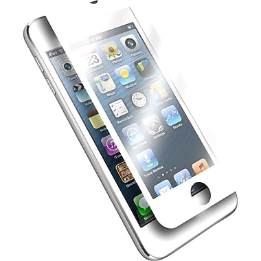 Zagg® ifrogz® OptiVue Screen Protector For Apple iPod Touch 5th Gen, White/Clear