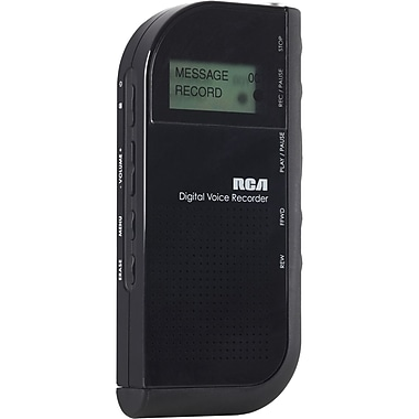 RCA VR4210GB 2GB Digital Voice Recorder