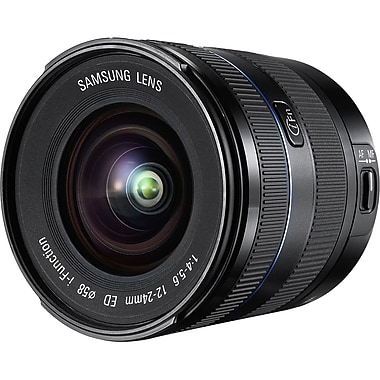Samsung EX-W1224ANB/US 12-24mm f/22 - f/4-5.6 Ultra Wide Angle Zoom Lens