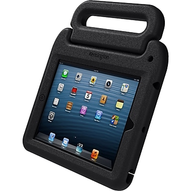 Kensington® SafeGrip™ Rugged Carry Cases and Stands For iPad