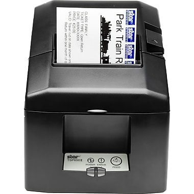 Star Micronics TSP654II 203 dpi 11.81 in/s Bluetooth Desktop Receipt Printer