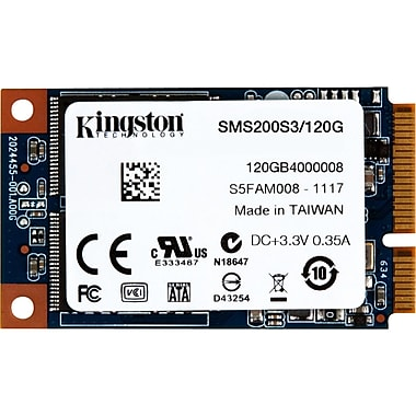 Kingston SMS200S3120G 120GB Internal Solid State Drive