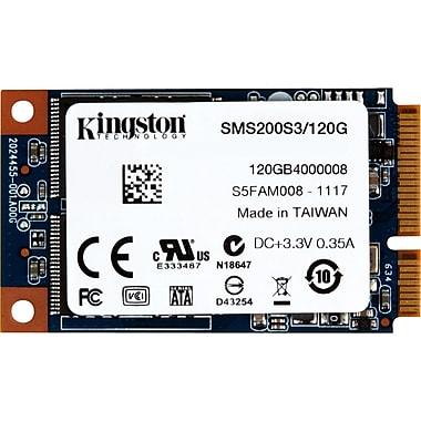 Kingston – Disque électronique interne (SSD) 120 Go SMS200S3120G