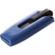Verbatim ® Store 'n' Go V3 Max 64GB 175 Mbps USB 3.0 Flash Drive, Blue (49807)