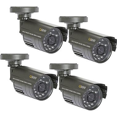 Q-See™ QM4803B-4 480TVL Weatherproof Surveillance Camera